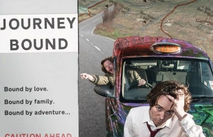 Caitlin cast in Journey Bound The Movie